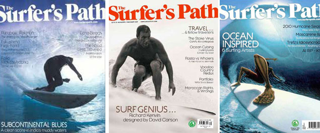 RIP Surfer's Path