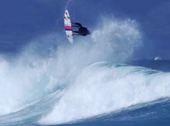 Matt Meola Surf Flip