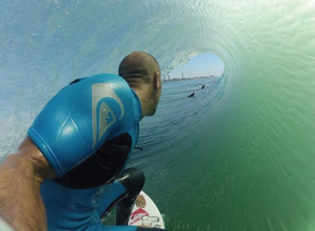 Quiksilver Video Honors 23-Year Relationship with Kelly Slater