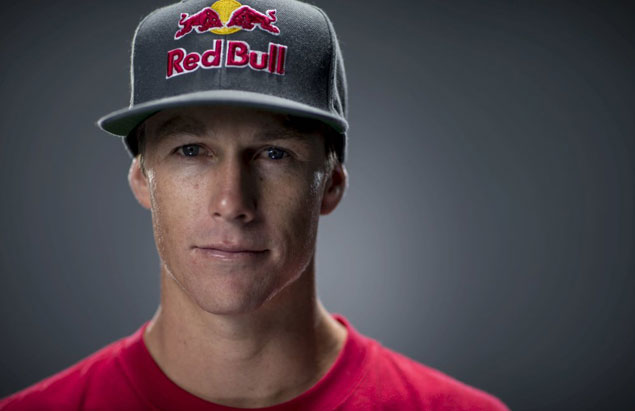 This is Ian Walsh. Photo: Red Bull.