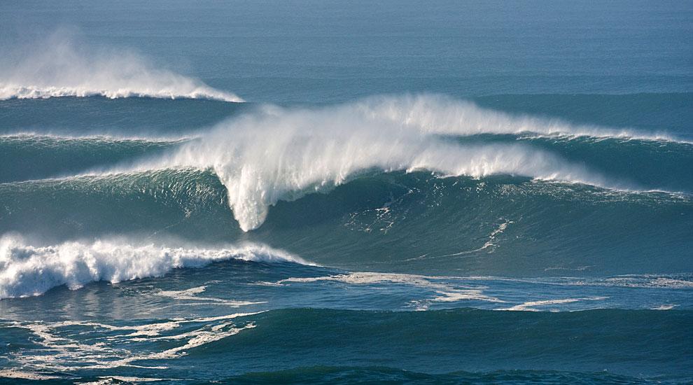 Big Wave World Tour Signals Green Light for Oregon Pro, Nelscott Reef   The Inertia