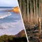 Climate change is having an impact worldwide. Bells Beach is a perfect example of how our greenhouse emissions are impacting on the coastal and marine environment at the local level.