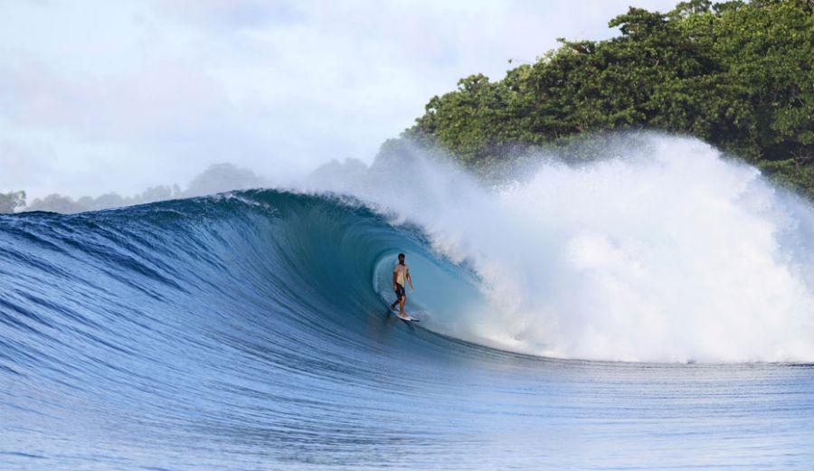 Barrelfest At Banyak Islands The Inertia