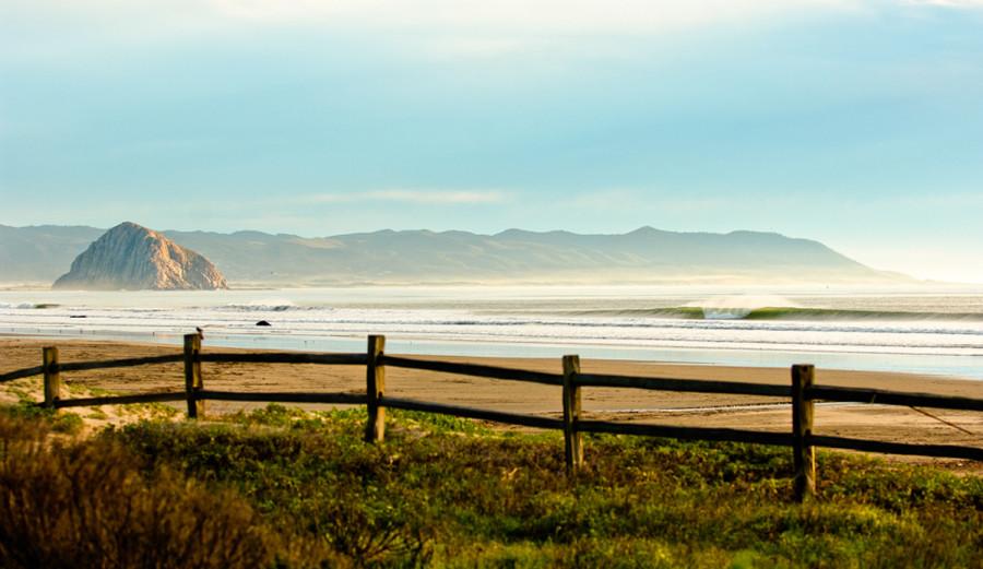 Cayucos Surf Andy Bowlin