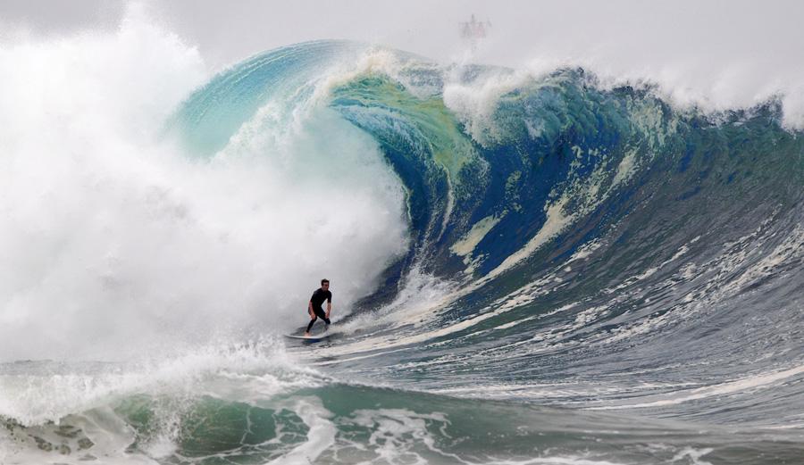 The Wedge California S Mutant Wave The Inertia