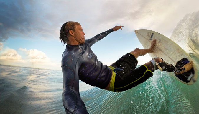 Gopro S Story The Birth Of The Surfing Selfie The Inertia