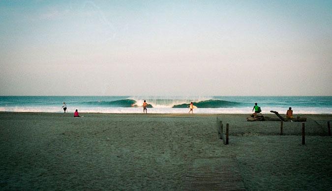 Everything you want is in Puerto Escondido. Photo: Matt Degreff