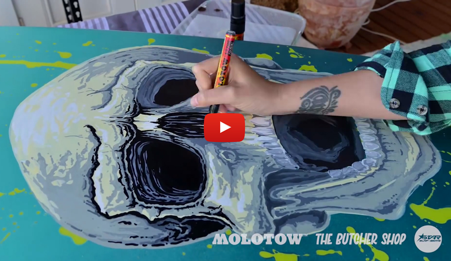 Molotow Paint Pens Australia