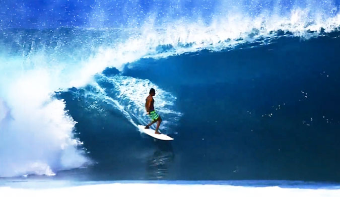 North Shore Stories surf photo