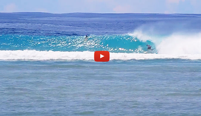 The Most Perfect Wave You've Ever Seen