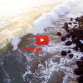Kyle Buthman and Austin Smith Ford dodge some serious consequences while chasing a few Santa Cruz barrels. Oh, and hey, PS. What's that on the bottom left at the 23 second mark?