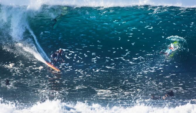 Rob machado Newport Point Surf Hurricane Marie