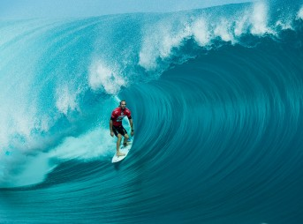 Owen Wright Giant Teahupoo