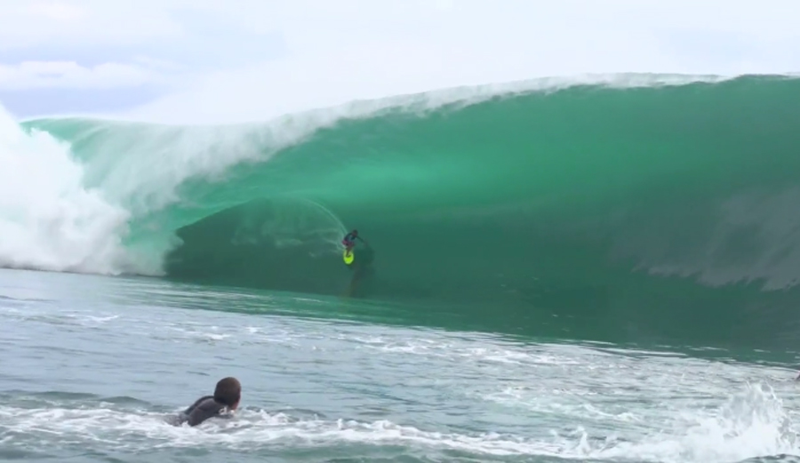 Matahi Drollet Steals the Show at Teahupoo During Point Break 2 Filming