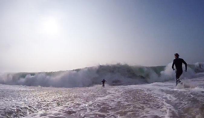 John John Florence's Super Mega Beach Body Power Workout