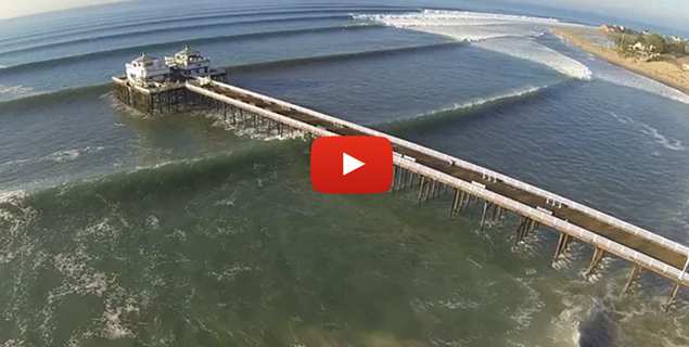 Laird Hamilton Charges Hurricane Marie's Big Wednesday in ... | 635 x 320 jpeg 138kB
