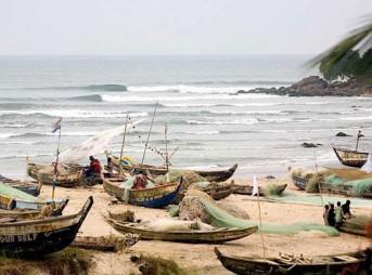 Eddie Would Go: A Surf Trip in Ghana