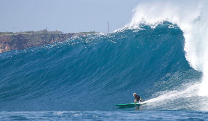 15 Of The Best Female Big Wave Chargers To Take On The