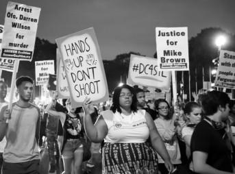 Ferguson. Ground zero.