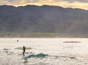 Taylor Nelson. Photo: Keoki Saguibo @photokeoki surfer Taylor Nelson