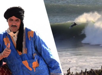 Dane Reynolds does Morocco.