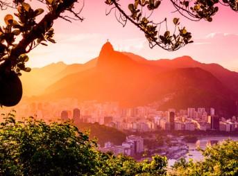 Christ the Redeemer watches over Rio de Janeiro. Photo: Shutterstock