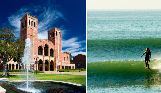 What should I do in high school to get into UCSB, UCLA, UCSD? 10 points!?