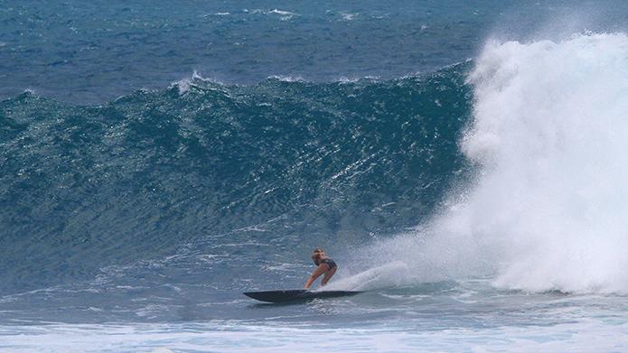 Meet Big Wave Surfing S Next Beautiful Badass Emi