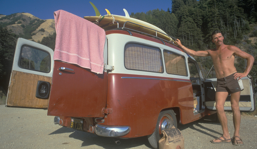 Vw California Camper >> The Salty Van: A Quest for the Ultimate Surf Mobile | The ...