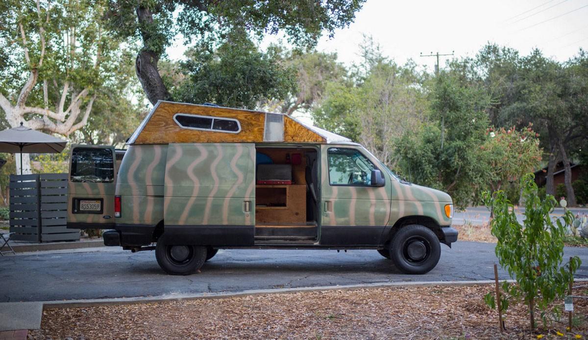 The World's Best Adventure Van is For Sale | The Inertia