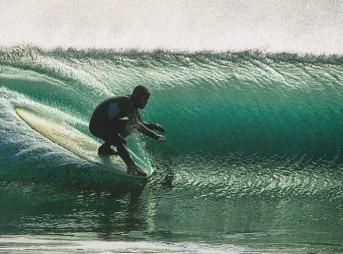 Cyrus Sutton Surf Photo by Chris Burkard