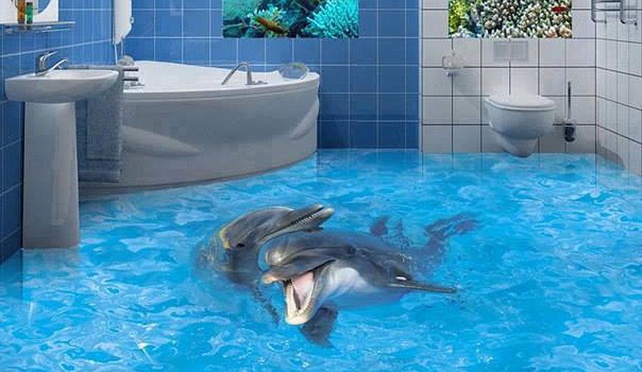 5 Bathrooms That Will Make You Feel Like You Re Aqua