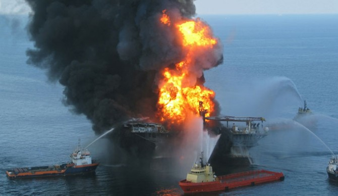 The Deepwater Horizon explosion was the worst environmental disaster in history.