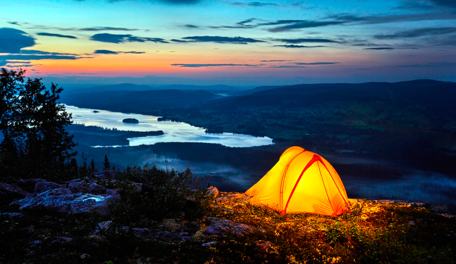 Back to Basics: Camping Tips for Beginners | The Inertia