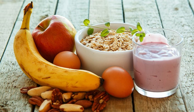 Load up! It's the most important meal of the day! Photo: Shutterstock