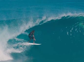 Rob Machado Bali. Photo: Through the lens/Vimeo