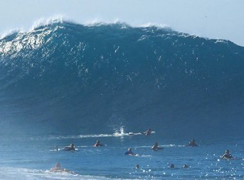 Labor Day weekend turned the Wedge into something special.