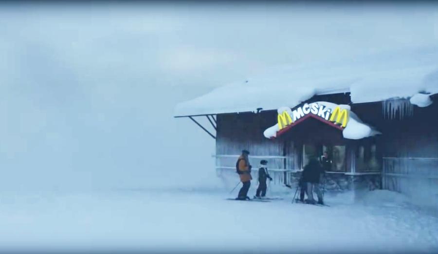 5 Much Better Alternatives To The World S Only Ski Thru