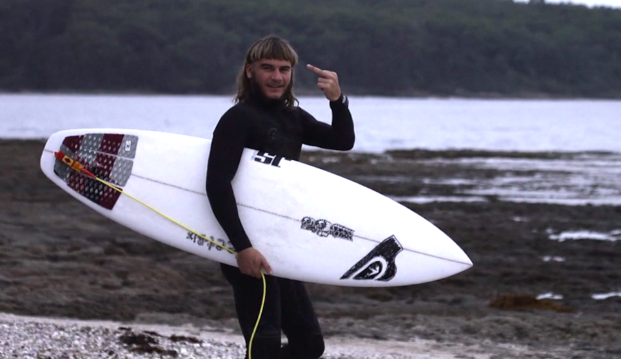 Mikey Wright And His Magnificent Mullet In Quot Rev Hed Quot The