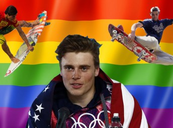 The Internet exploded when Olympic skier Gus Kenworthy came out as gay. But why? Why in 2015 is this still such a big deal?