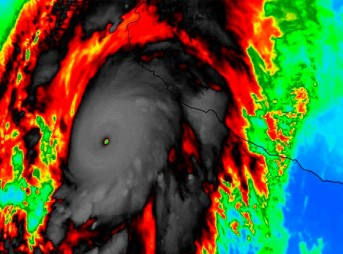 "Hurricane Patricia became ""the strongest storm ever measured on the planet."""