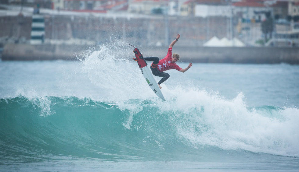 The world received a rare glimpse inside the mind of JJF with his own Reddit AMA. Photo: WSL/Poullenot/Aquashot