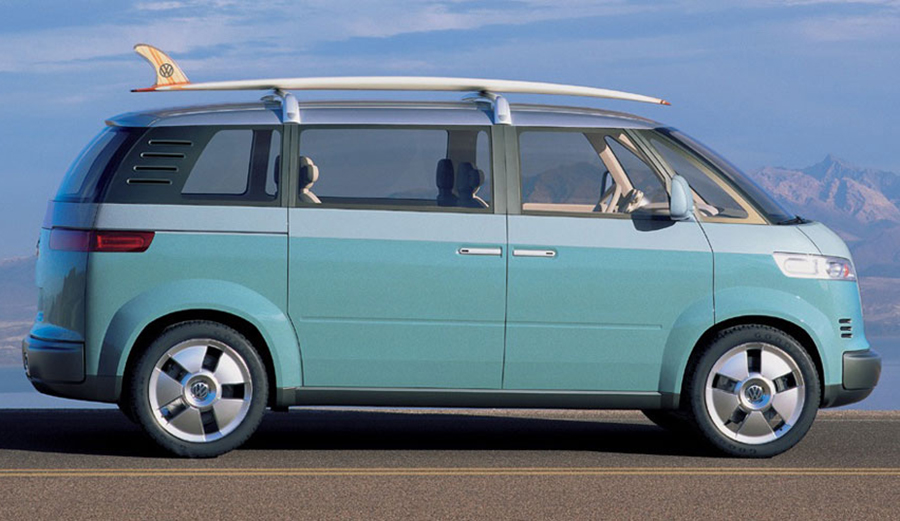 Volkswagen is Giving the World's Favorite Surf Mobile a Modern