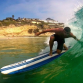 During the summer months, I find myself riding a Wavestorm more often than my regular shortboard.