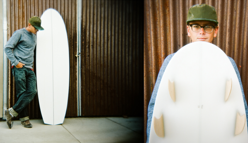 Tyler Warren is a Surfing and Shaping Virtuoso | The Inertia