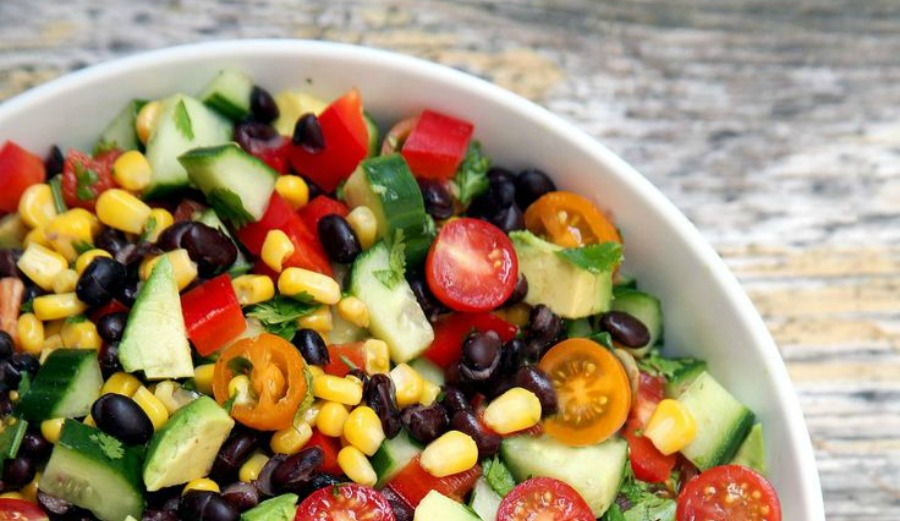 Recipe: The Easiest Salad You'll Ever Make | The Inertia
