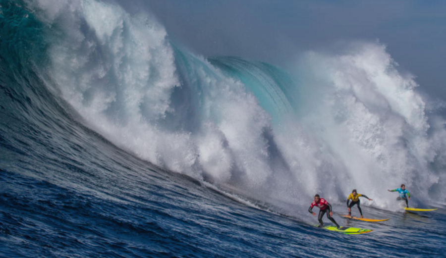 Surf opinion big wave surfing is worth more than contest money