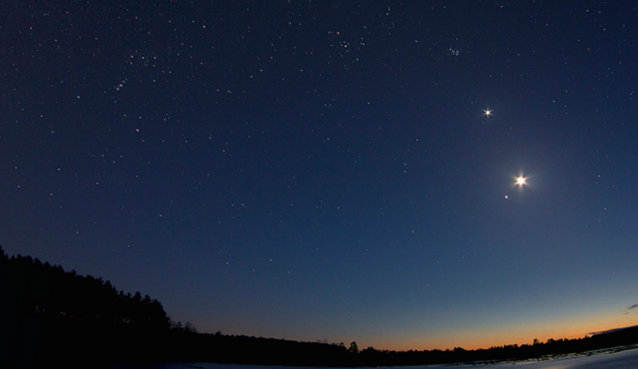 Five Planets Will Be Visible in a Straight Line for the ...
