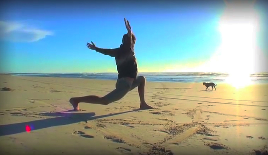 Check Out Dave Rastovich's Yoga Routine