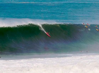 Greg Long Puerto Escondido